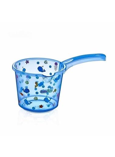 Baby Jem Babyjem Bebek Banyo Maşrapası 400 Mavi